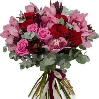 Эвкалипт для букетов цветов фото
