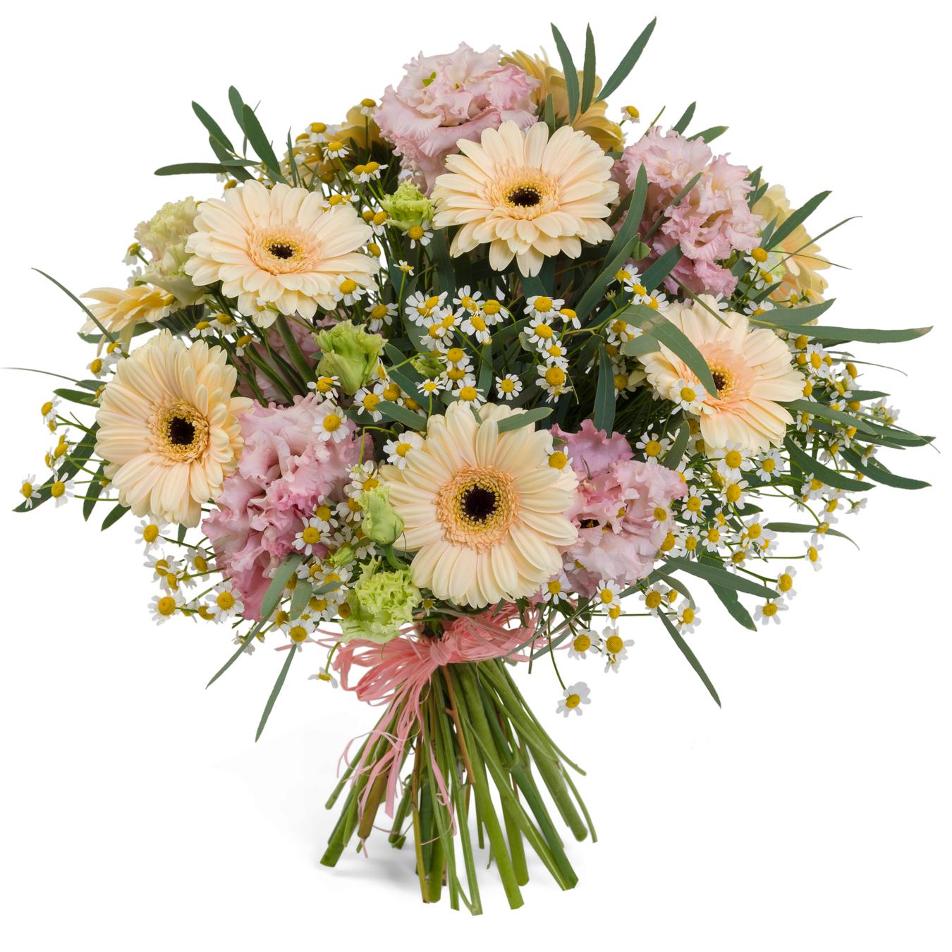 Авторский букет цветов Ванильное небо sinix sinix 2067 n