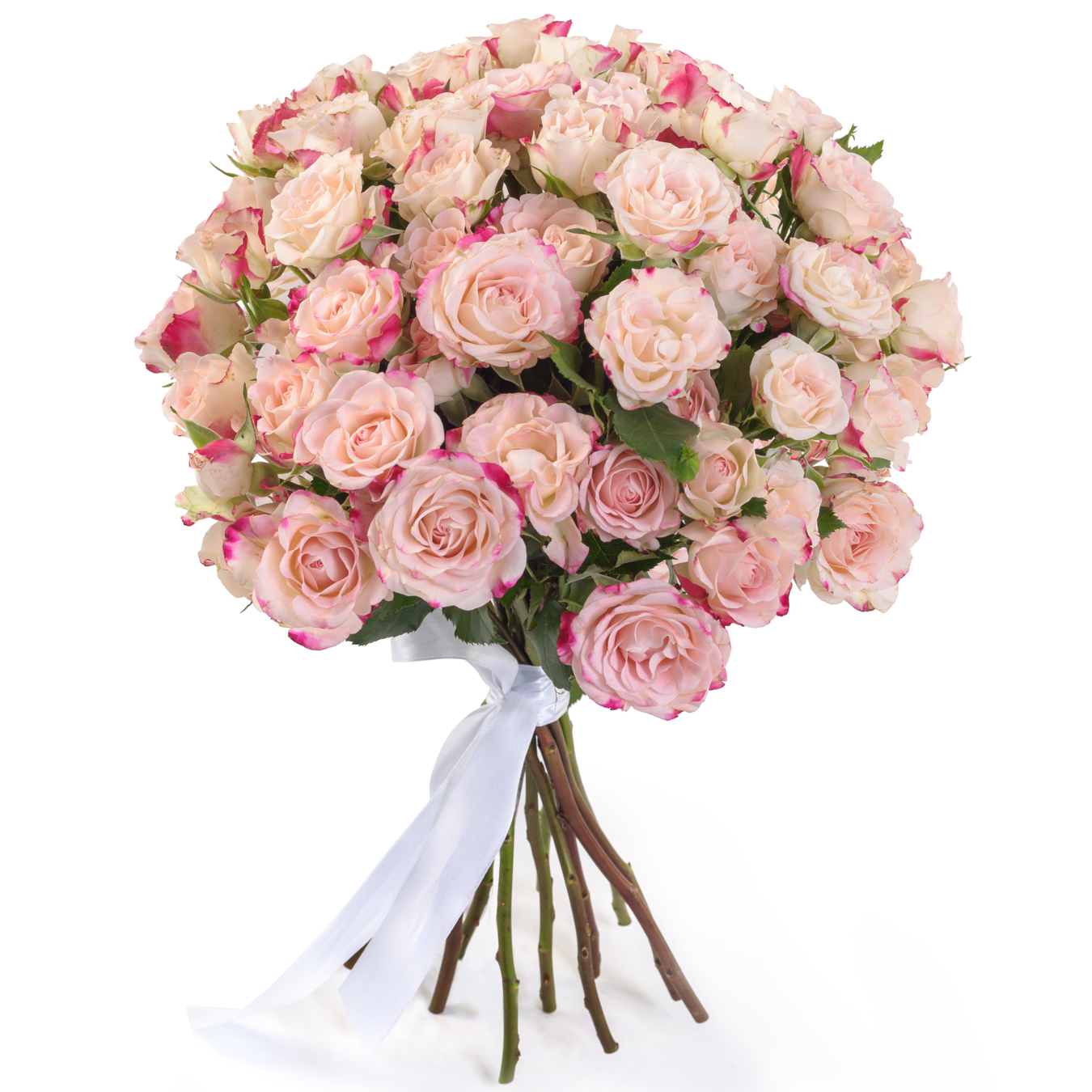 все цены на Букет из 15 кустовых роз онлайн