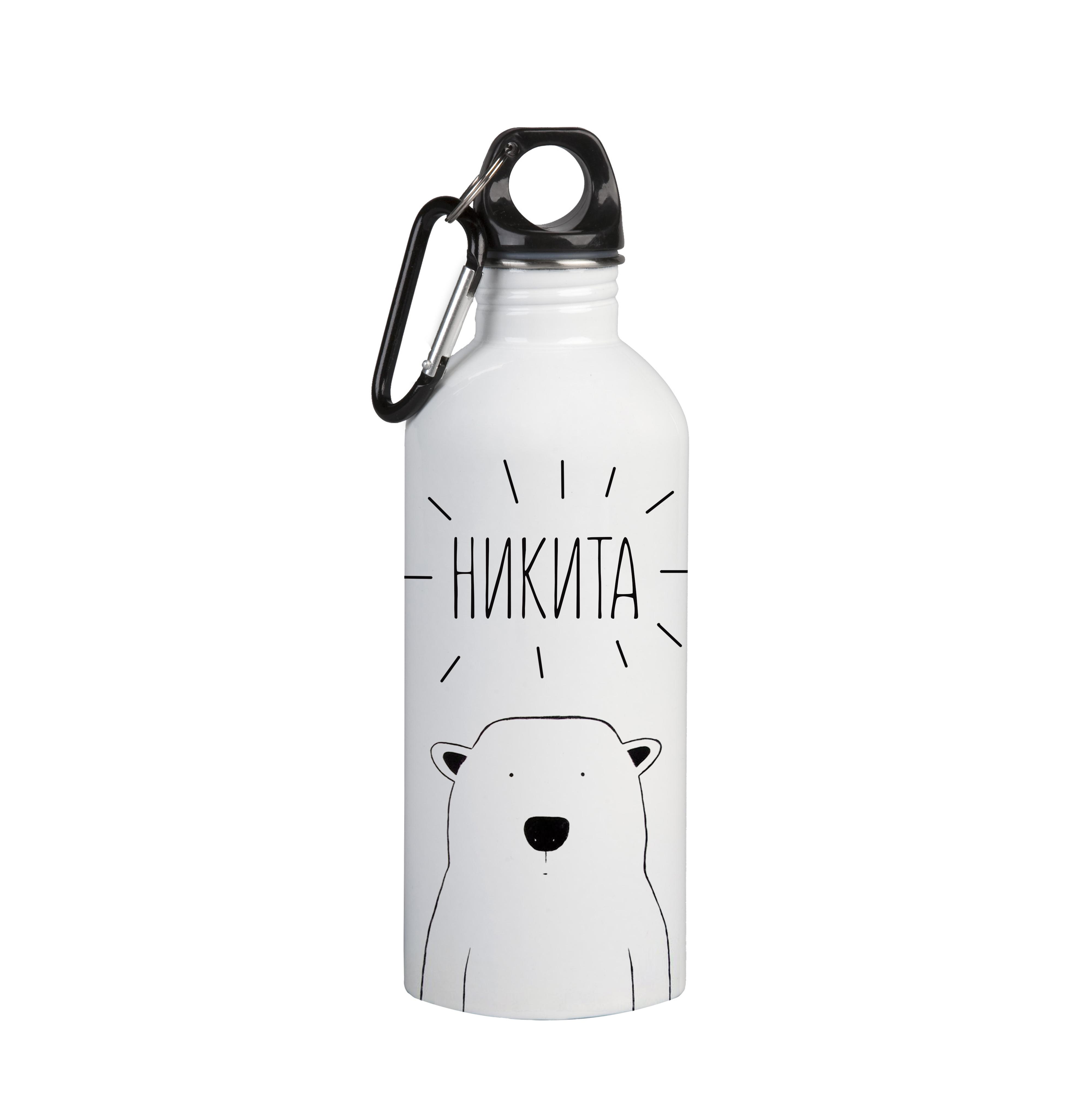 Бутылка для воды Мишаня1<br>