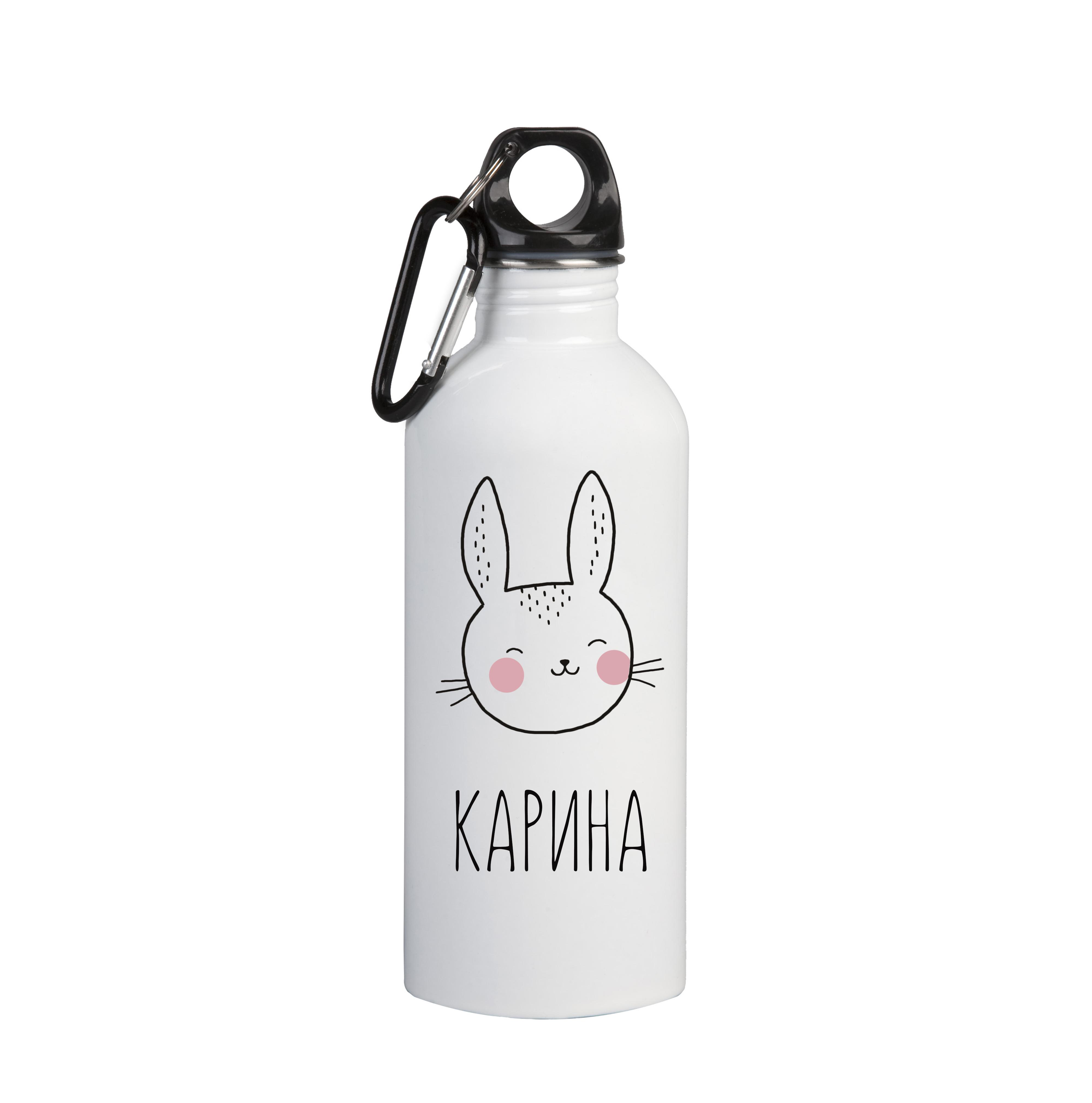 Бутылка для воды Зайка1<br>