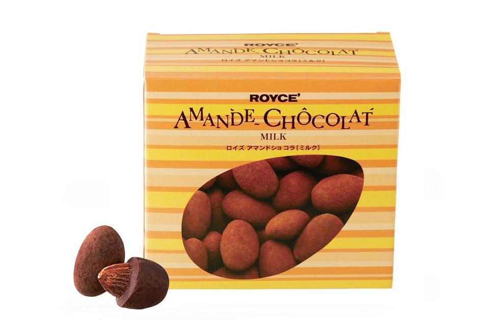 Миндаль в молочном шоколаде<br>
