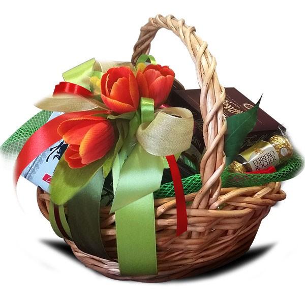 Подарочная корзина Весна<br>