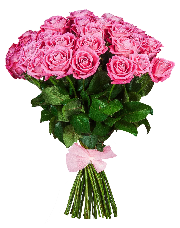 Букет из 35 роз (80см)<br>Ростовка: 50, 60, 70, 80; Состав букета: Розовая роза, Оранжевая роза, Белая роза, Желтая роза, Красная роза, Малиновая роза, Коралловая роза, Кремовая роза, MIX из роз;