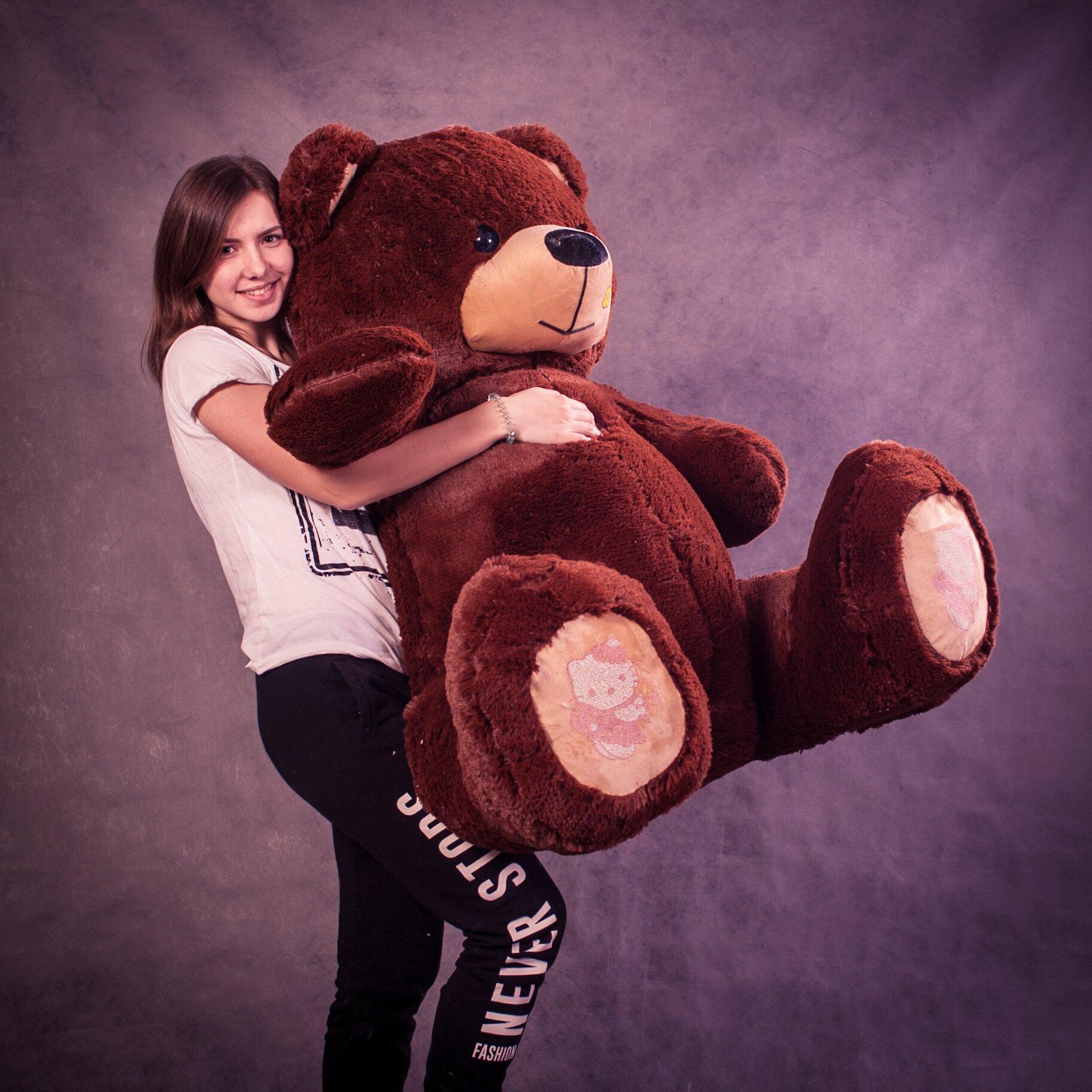 Плюшевый медведь Потап 150 смПодарки<br><br>