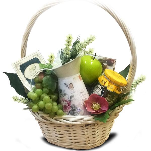 Подарочная корзина Прованские травы<br>