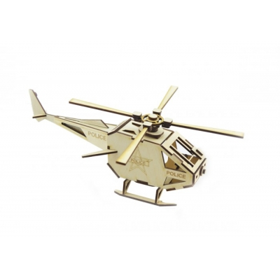 Вертолет Полиция<br>