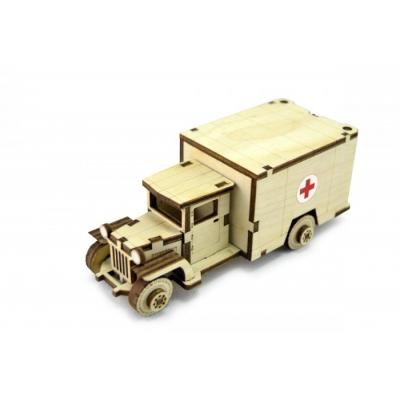 Советский грузовик ЗИС-5м<br>